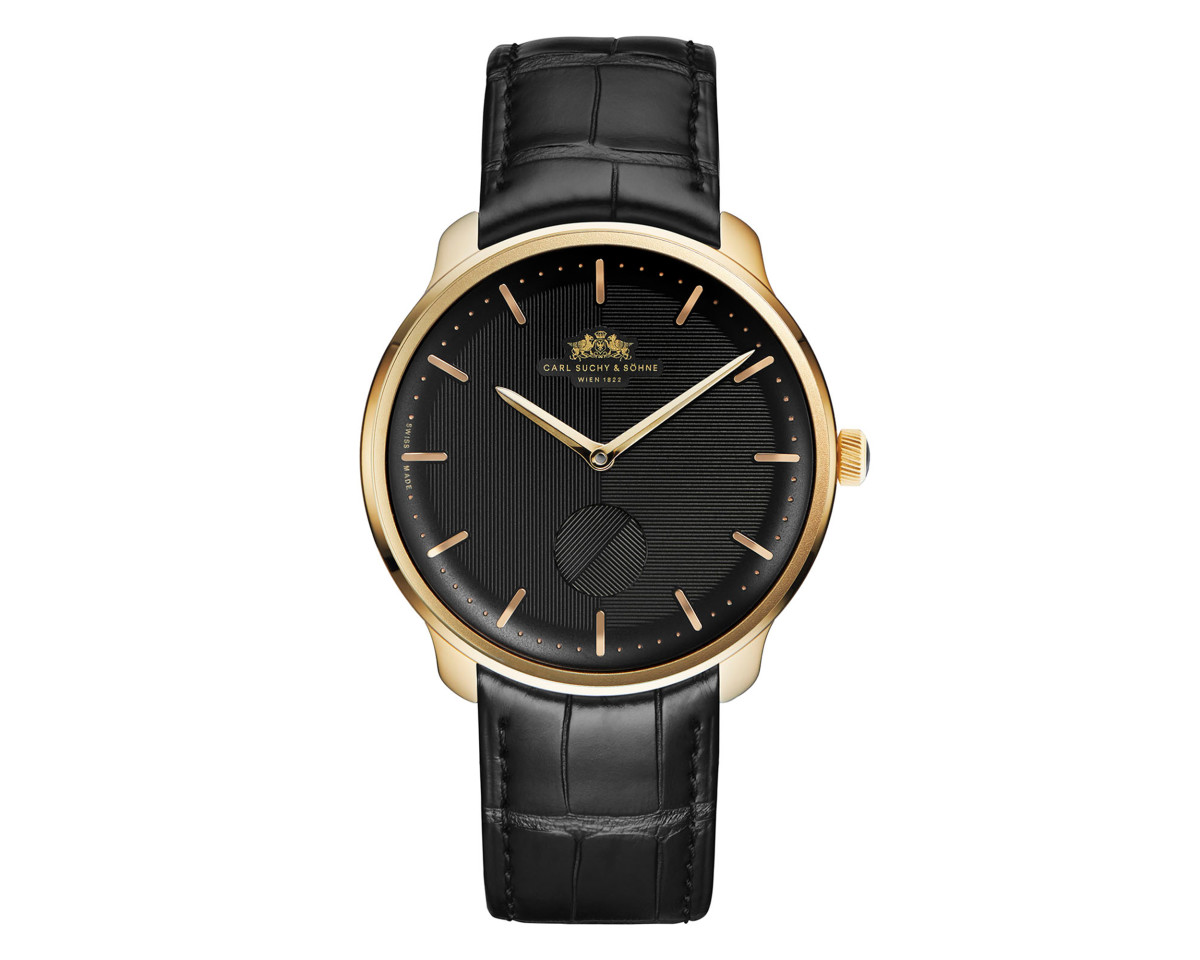 Carl Suchy & Söhne Gold Collection
