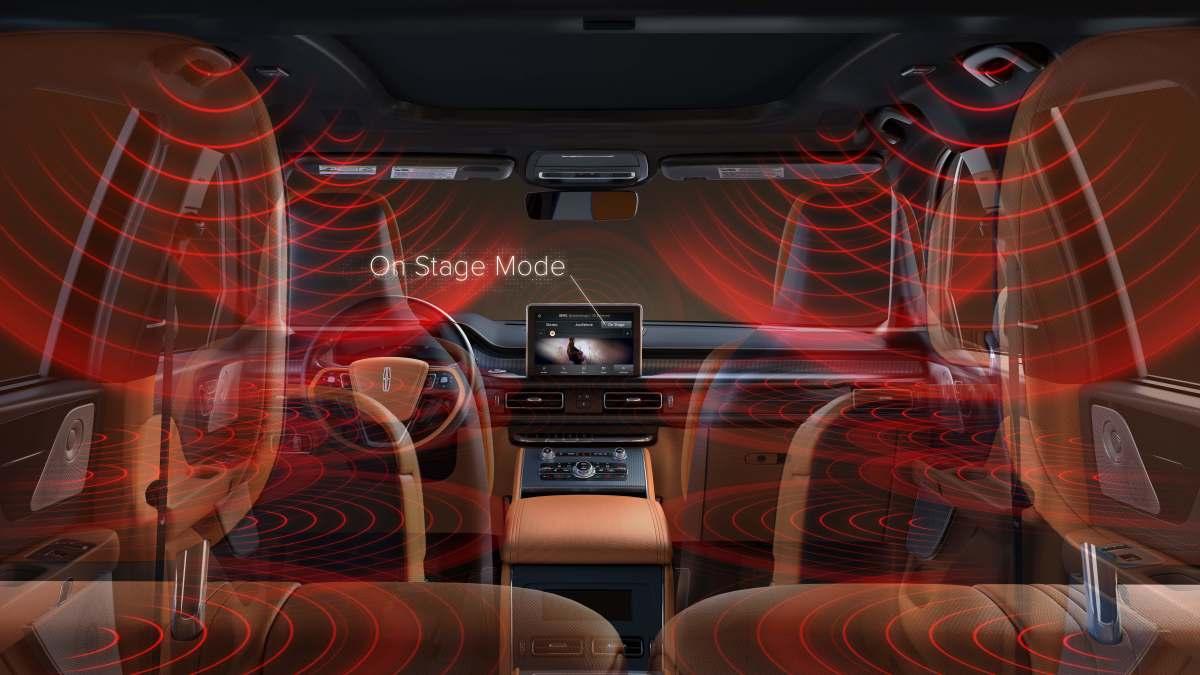 Lincoln Aviator Revel Ultimate 3D