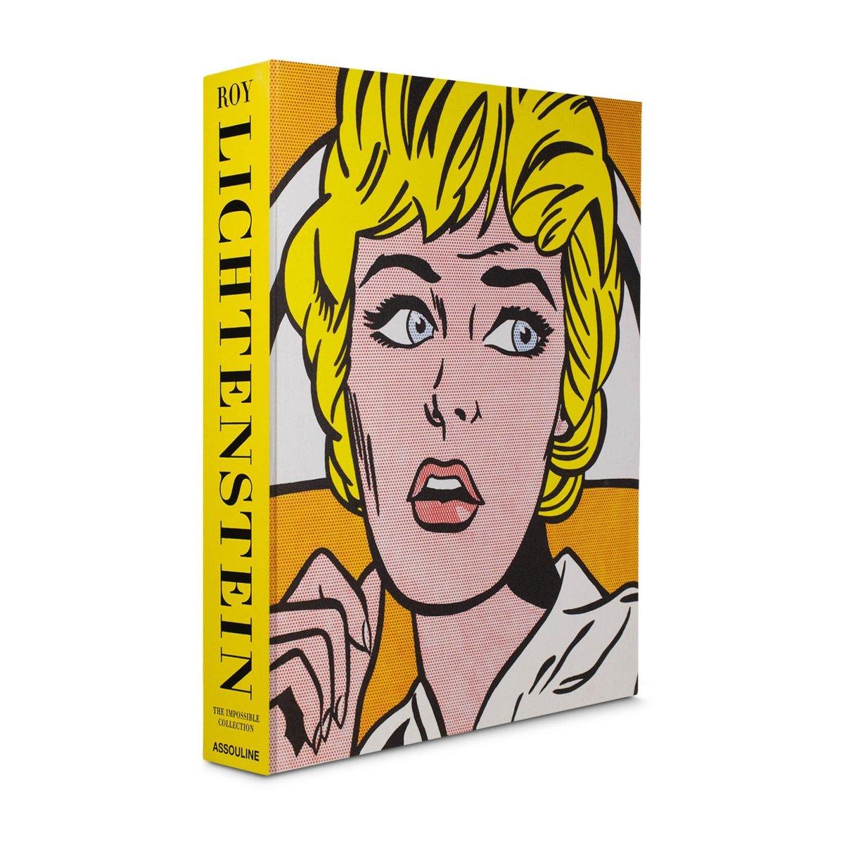Assouline Roy Lichtenstein Impossible Collection