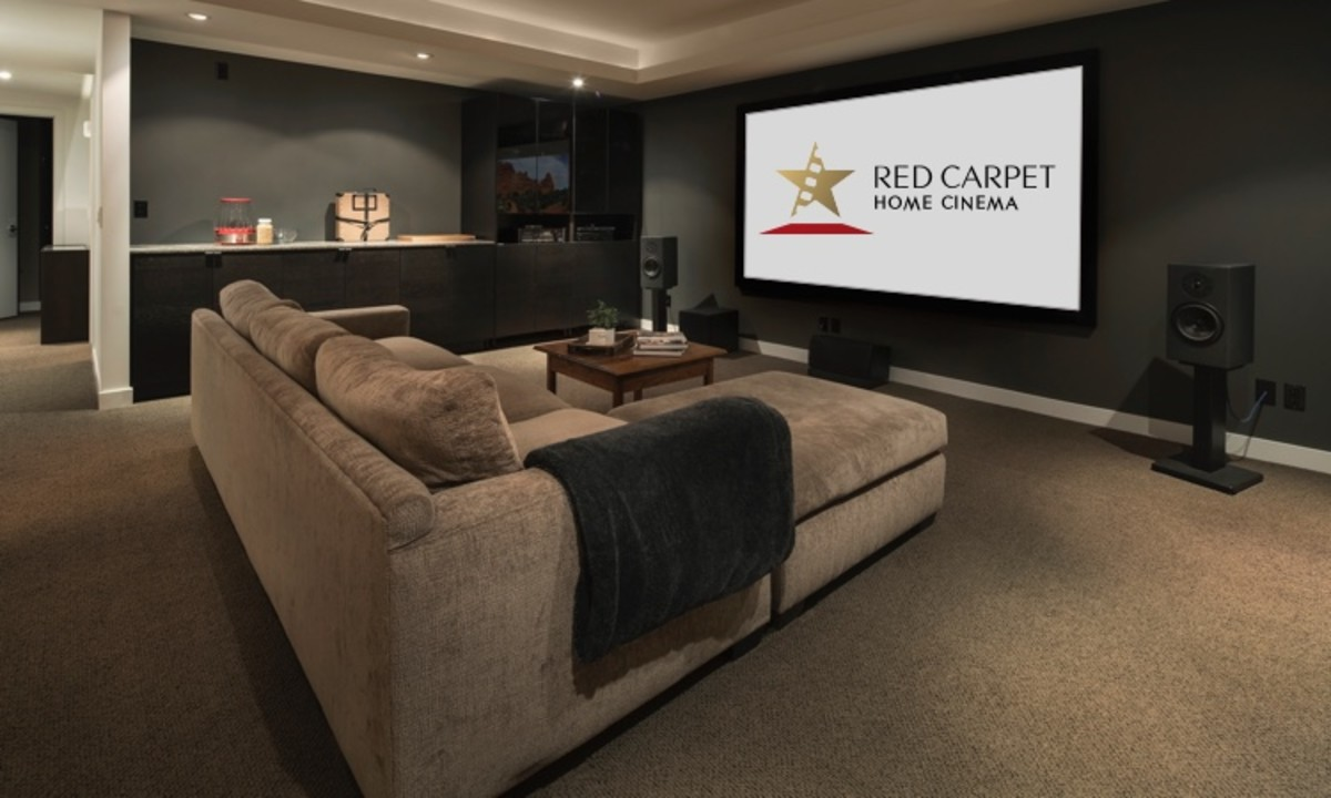 Red Carpet Home Cinema