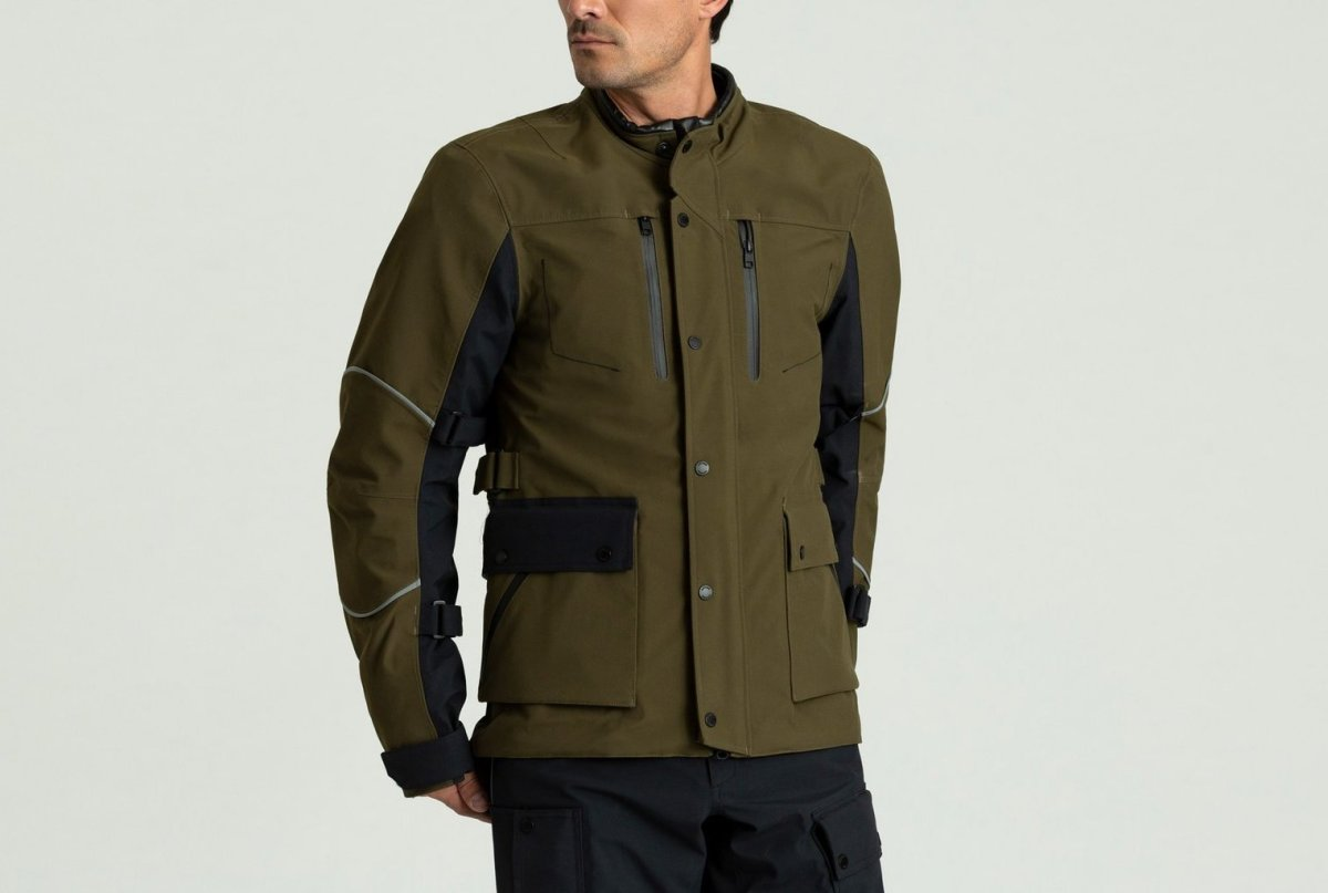 Aether Divide Motorcycle Jacket