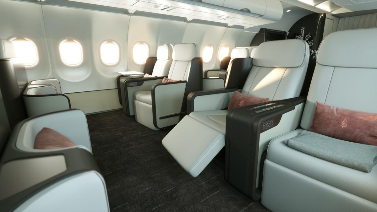 Four Seasons Private Jet A321LRneo