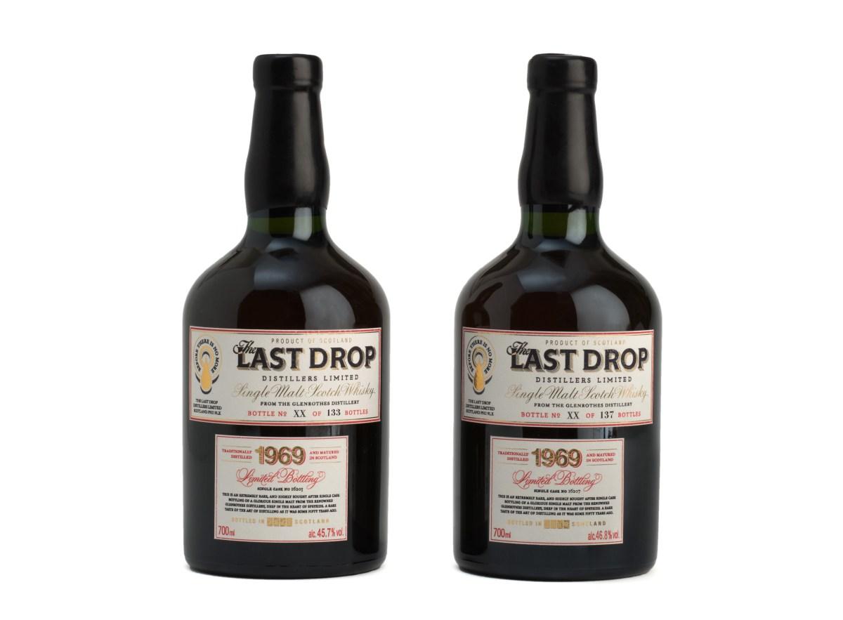 1969 Glenrothes duo bottle shot (1)