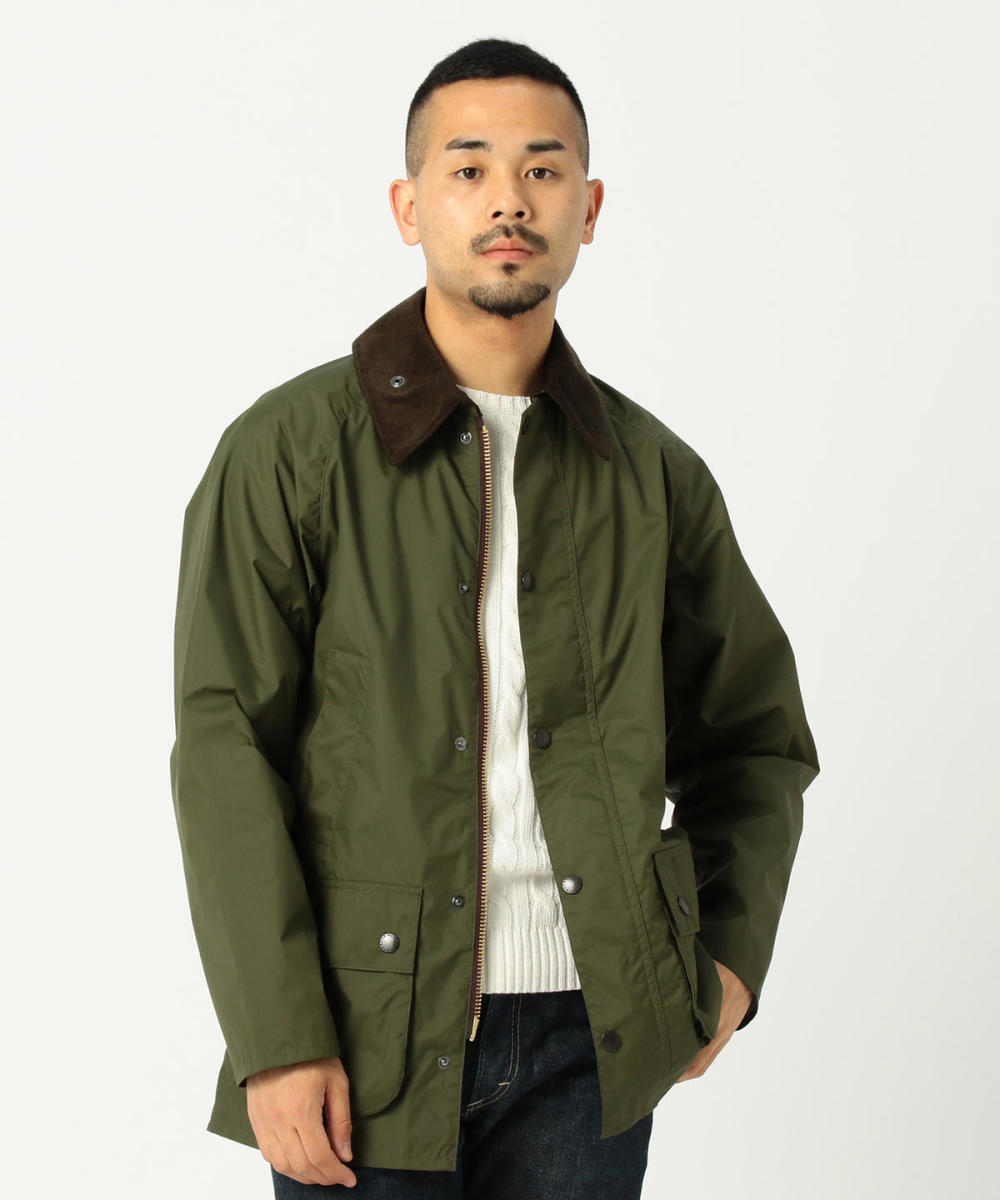 Beams Plus x Barbour