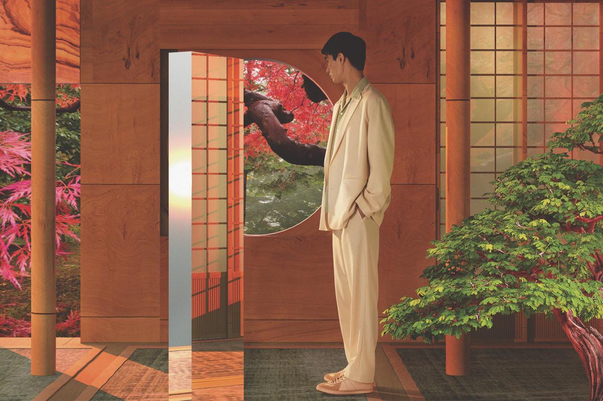 Mr Porter The Japan Edit