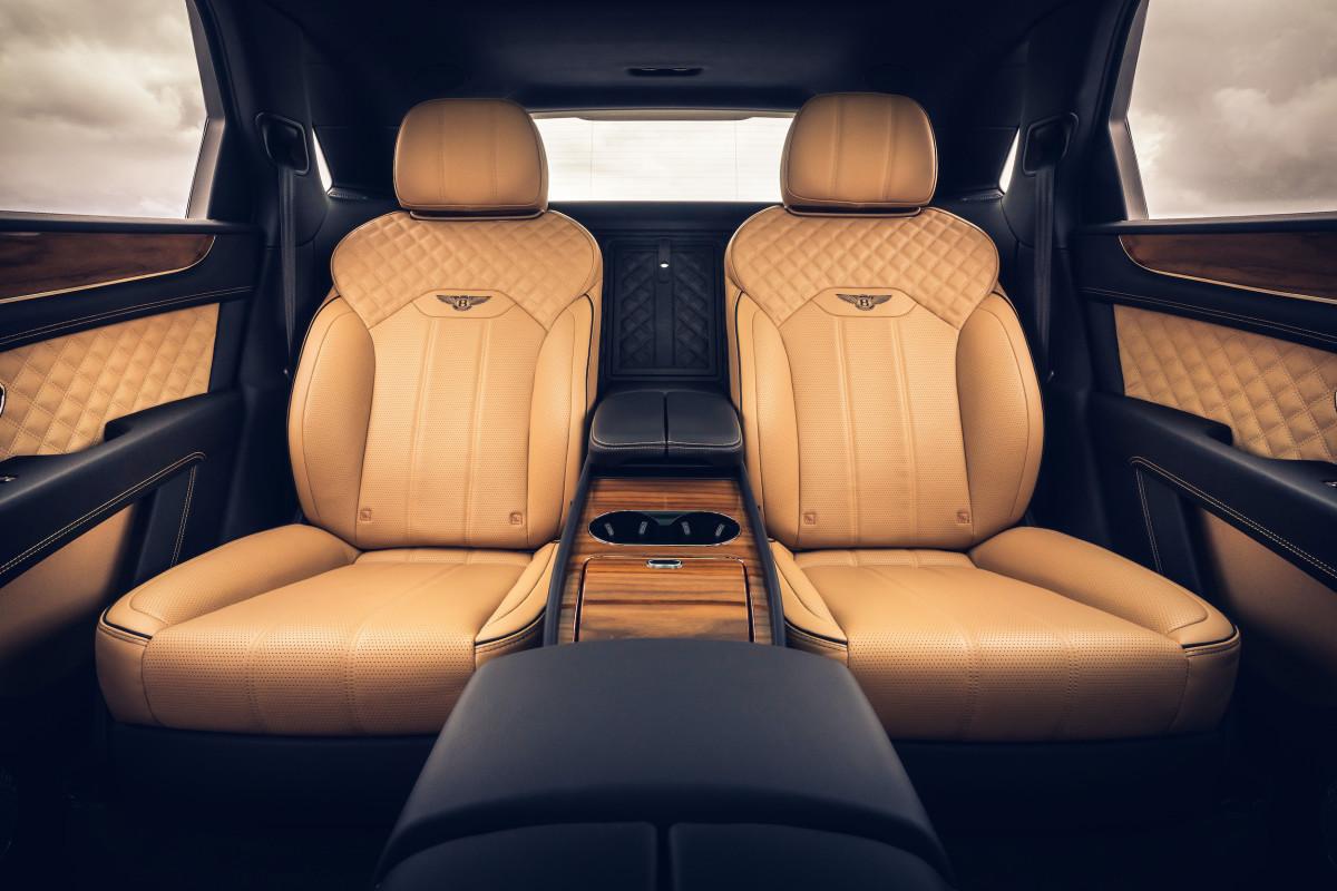Bentley Four Seat Comfort Spec