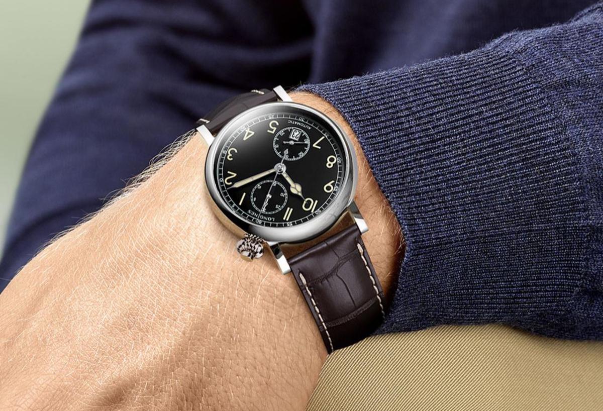 Longines Avigation Watch Type A-7 1935 Black