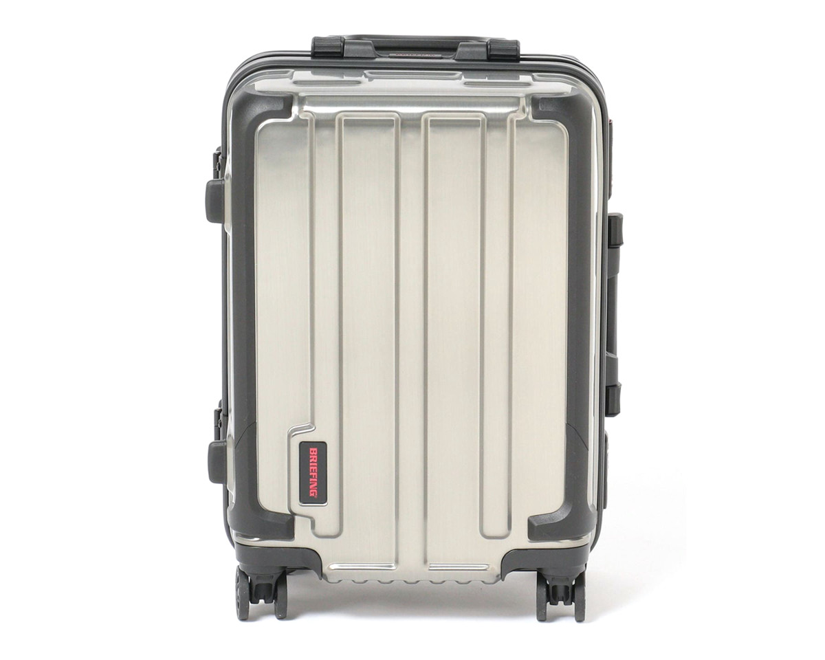 Beams x Briefing Aluminum Suitcase