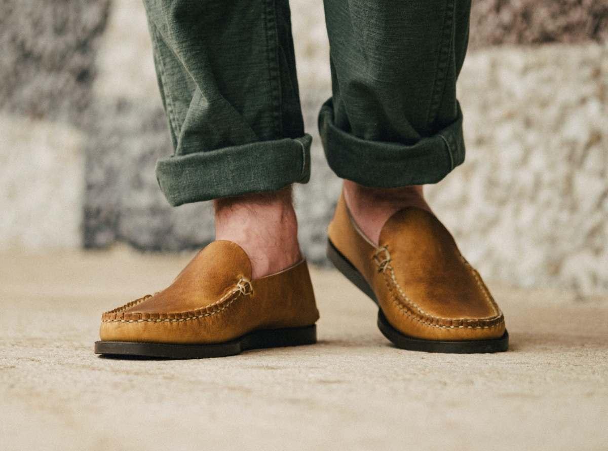 Oak Street Bootmakers Slip Moc