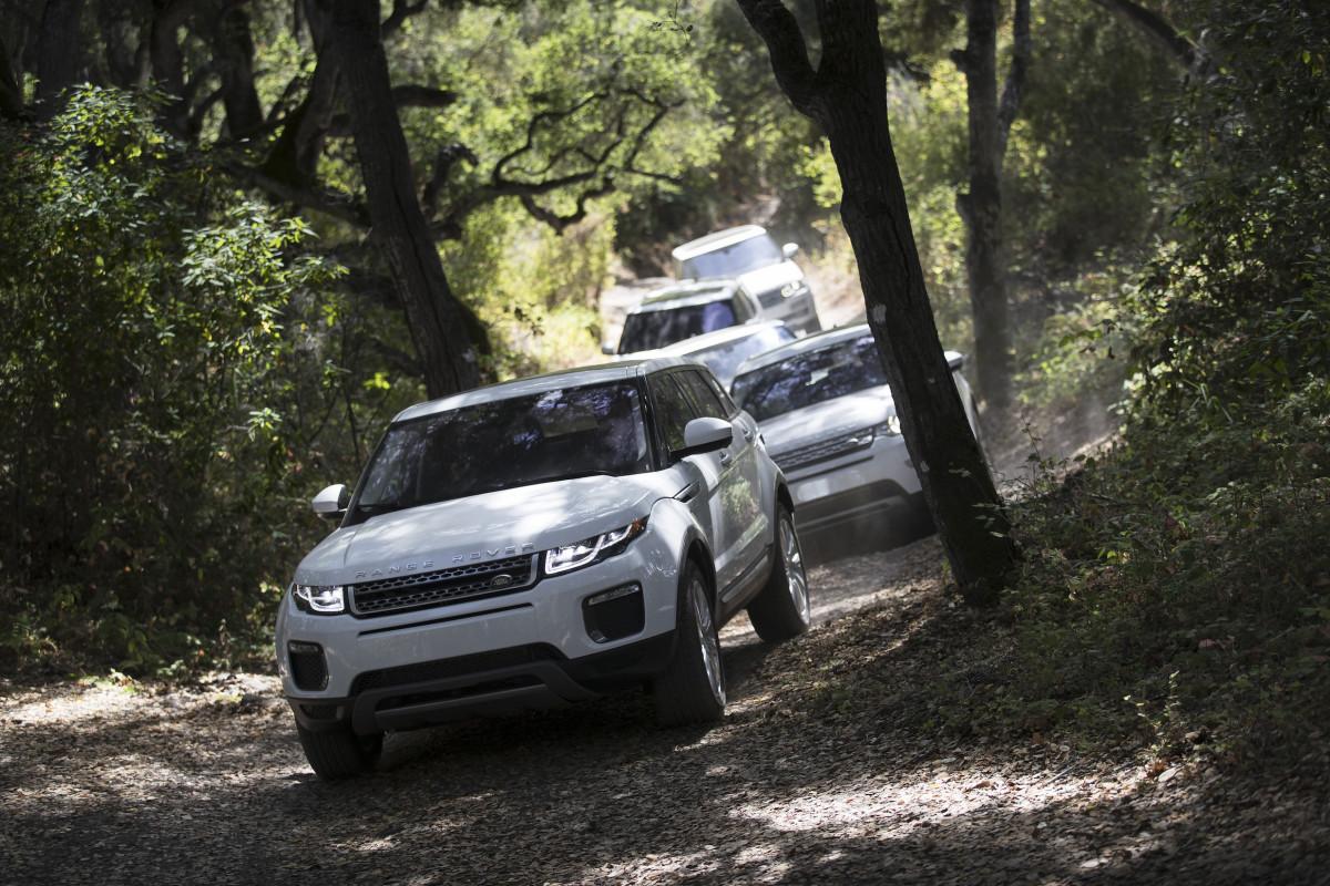 Land Rover Experience Center Carmel, CA