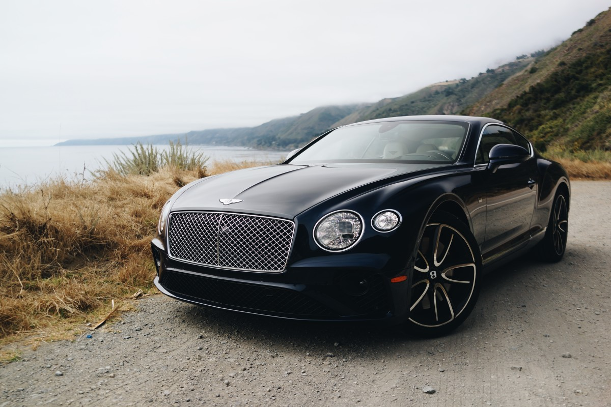 Bentley Continental GT 2020 Acquire Feature