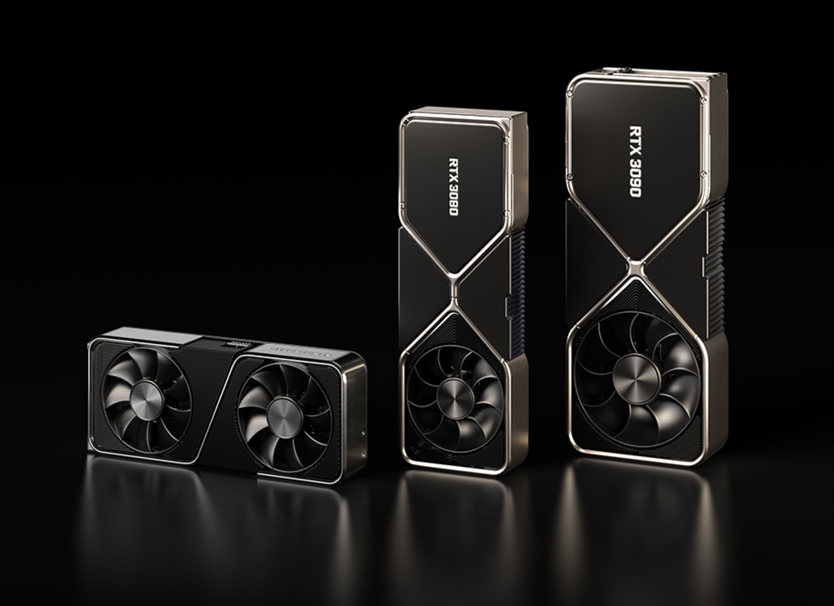 NVIDIA RTX 30 Series