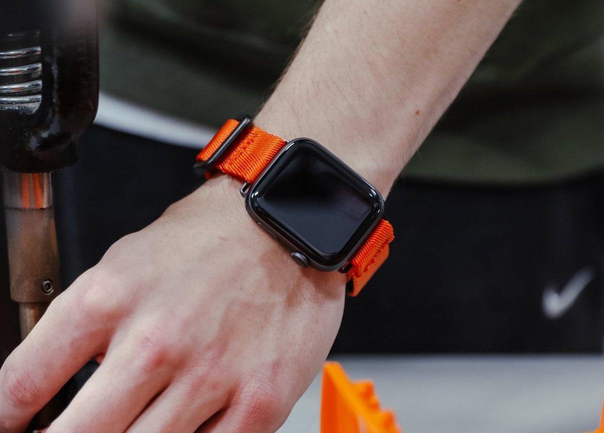 DSPTCH Apple Fidlock Watch Strap