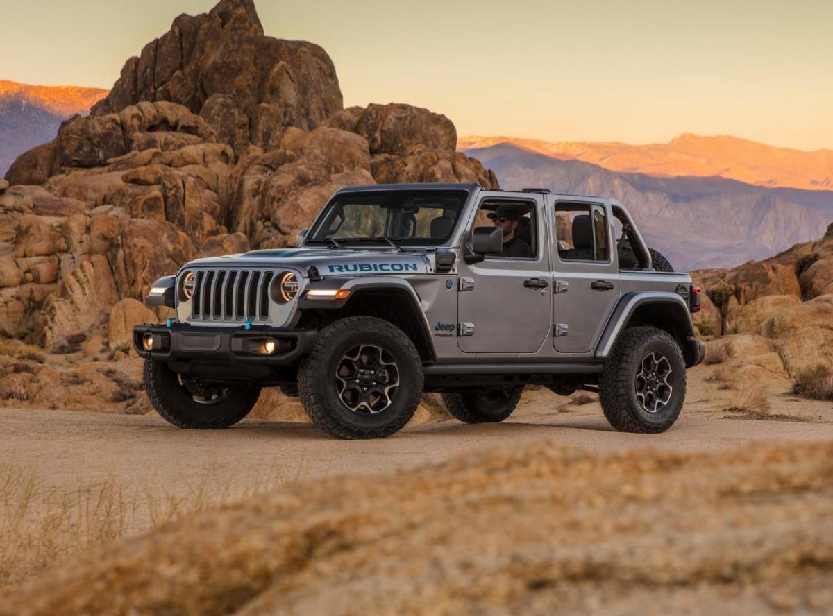 Jeep Wrangle 4xe