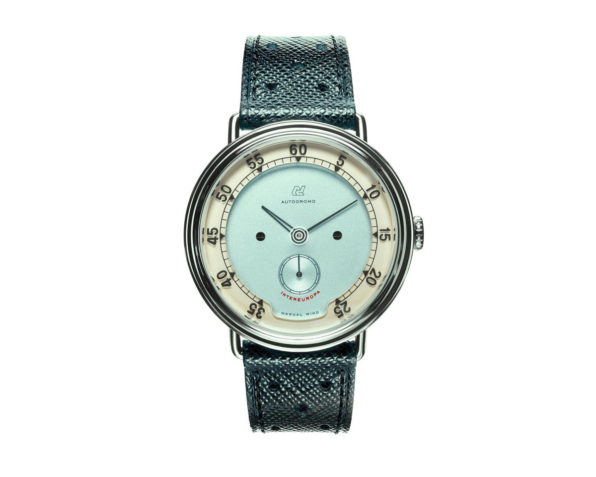 Autodromo Intereuropa Aquamarine Green