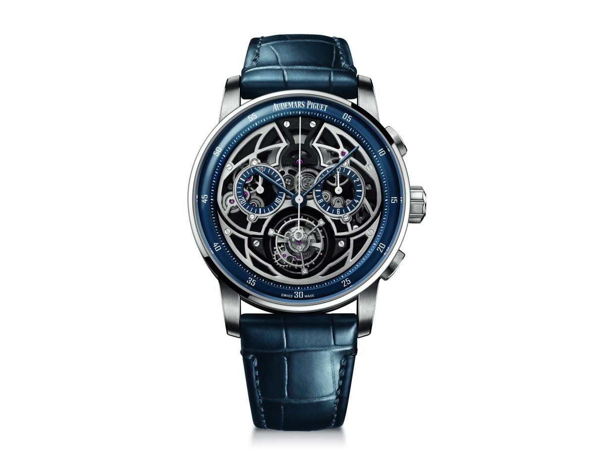 Audemars Piguet Code 11.59 Flying Tourbillon Chronograph