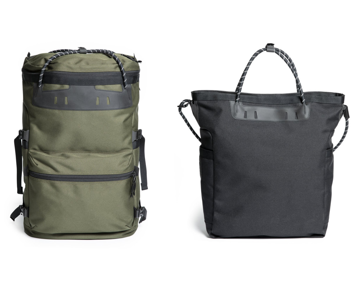 Outerknown x New Life Project Bags
