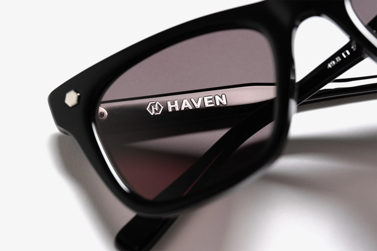 Haven launches their first in-house eyewear collection