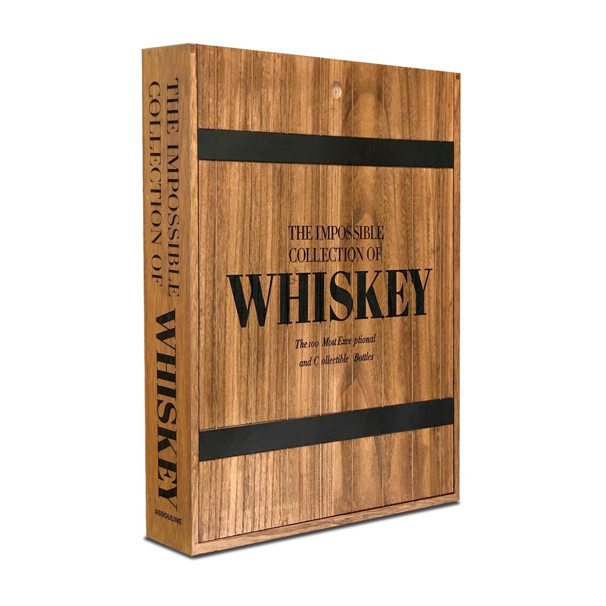 Assouline's Impossible Collection takes a dive into the world of whiskey