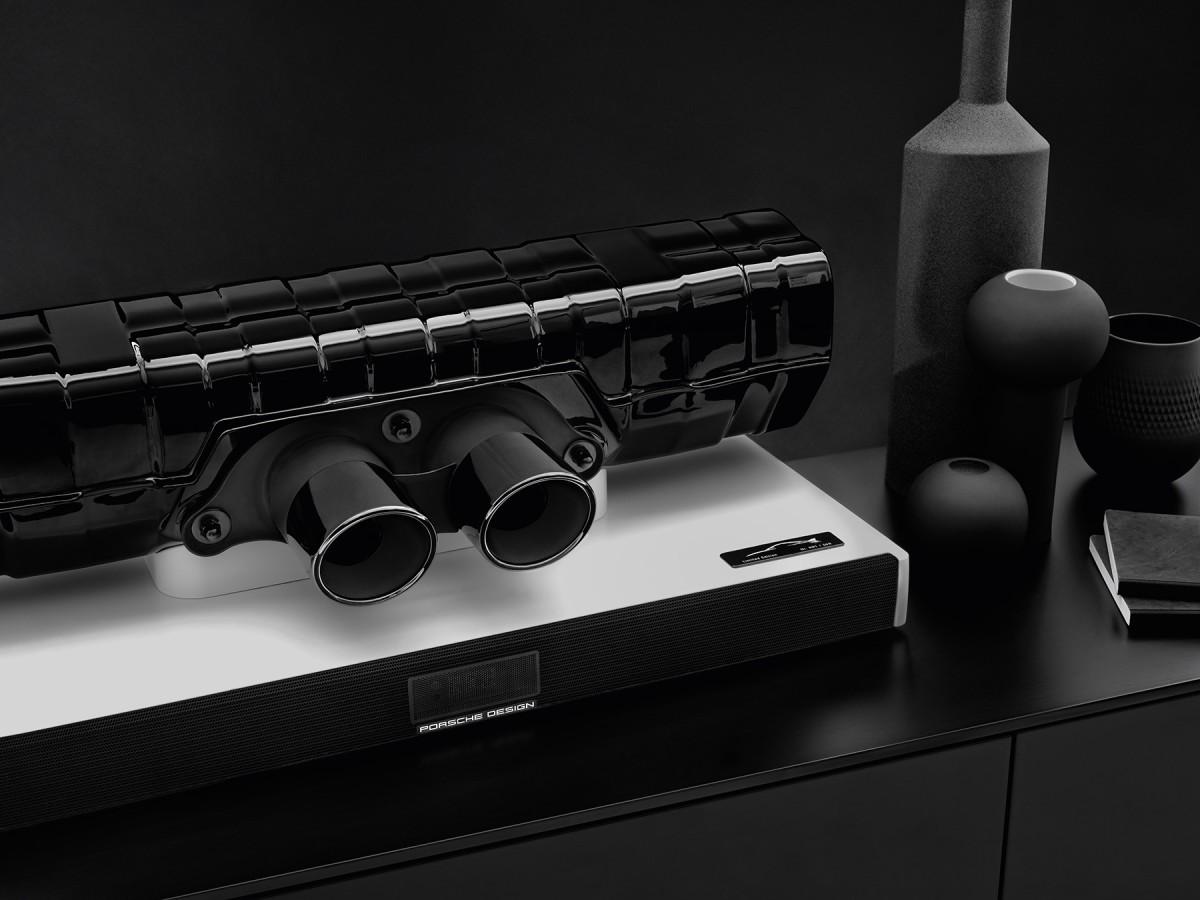 Porsche releases a new special edition of their 911 Soundbar