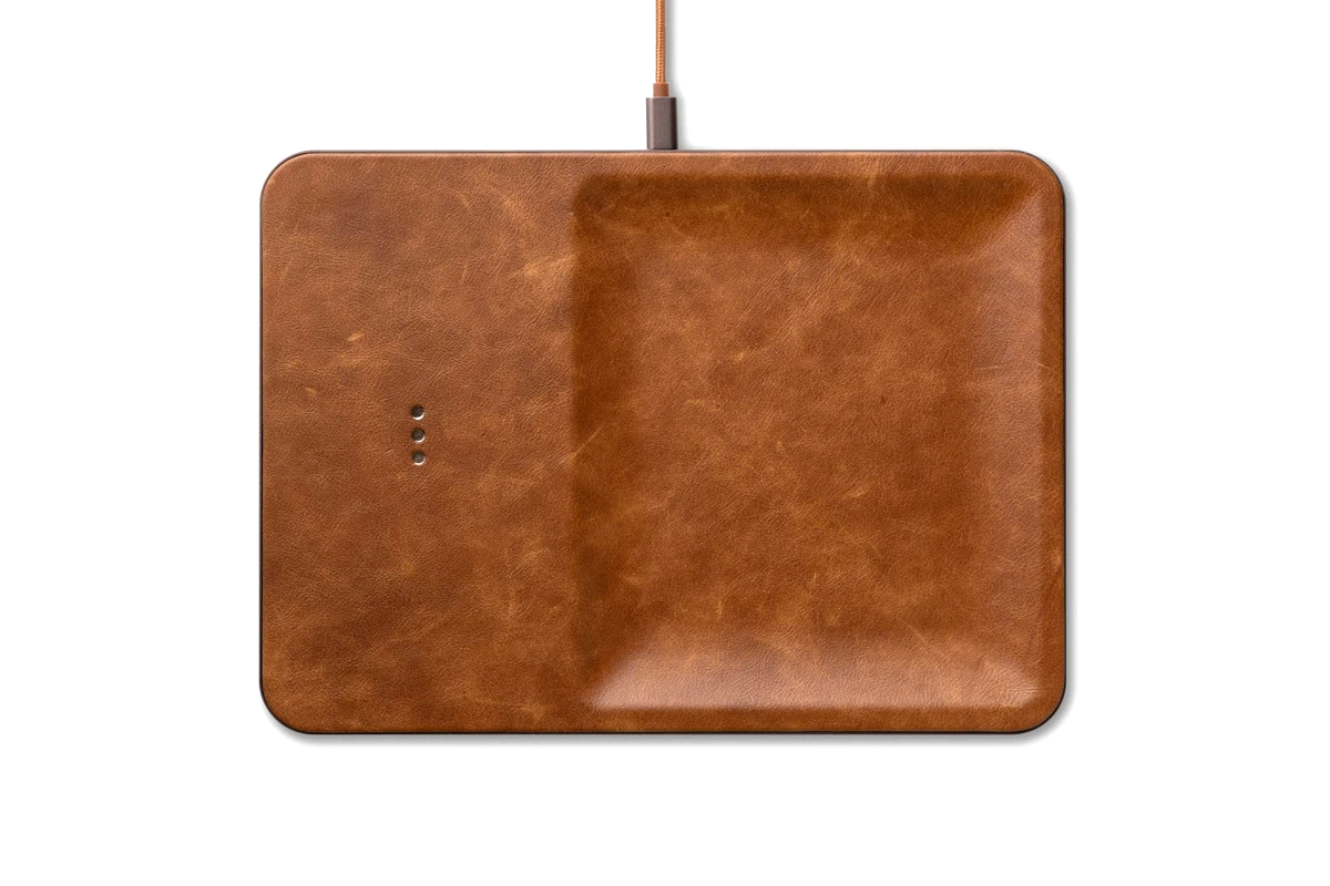 Courant Saddle Leather