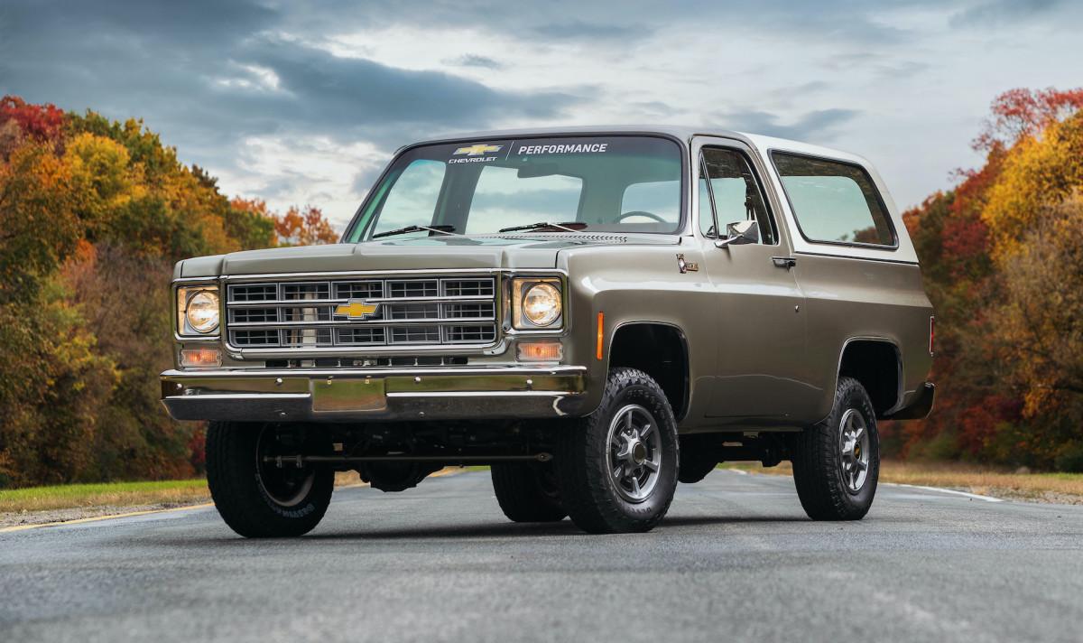 1977 K5 Blazer-E