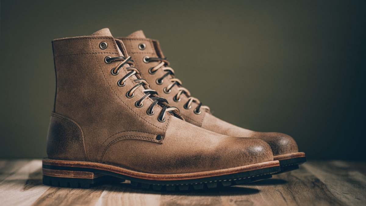 Oak Street Bootmakers Type 10 Trench Boot