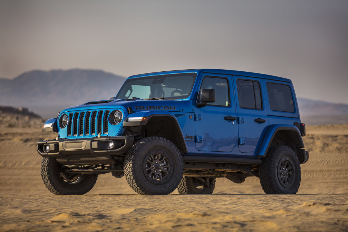 Jeep Wrangler Rubicon 392