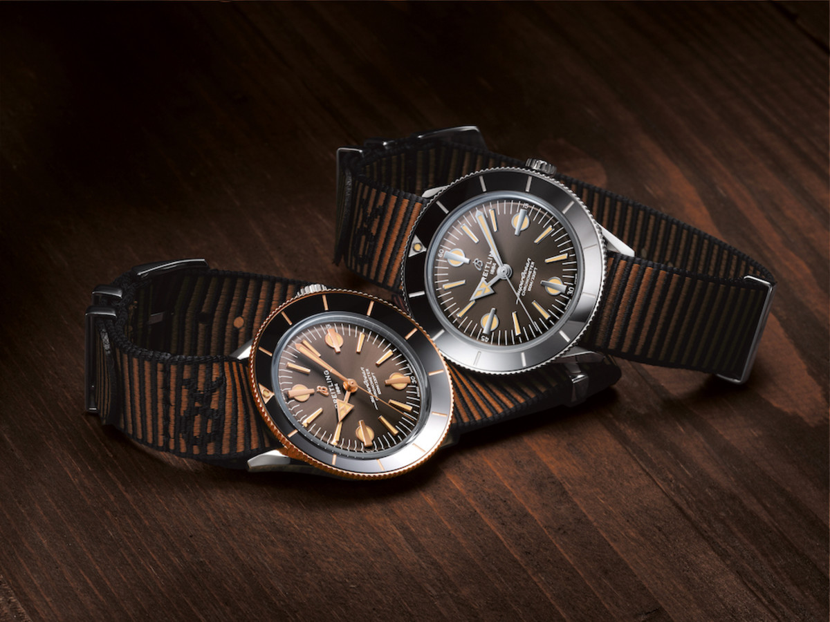 Breitling x Outerknown