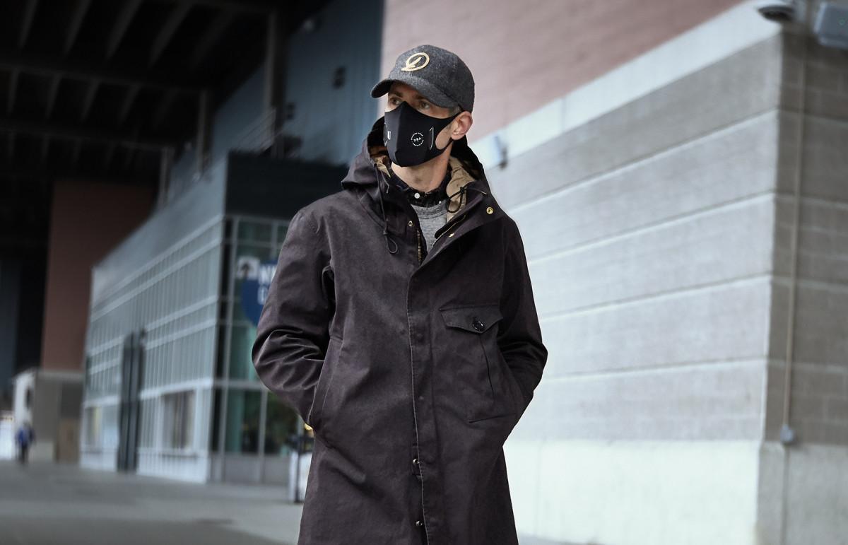 Division Road U-Mask