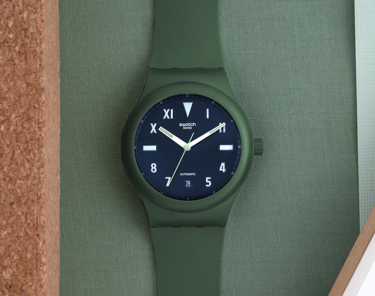 Swatch x Hodinkee