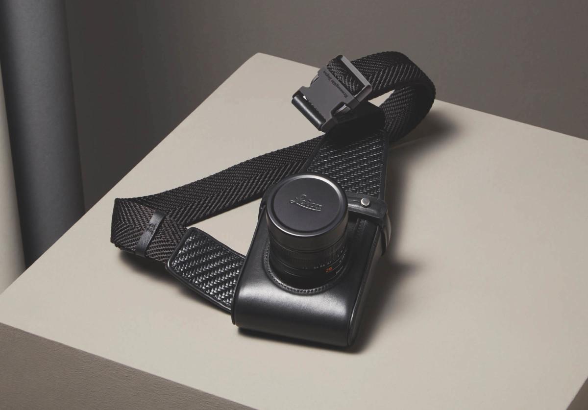 Leica x Zegna