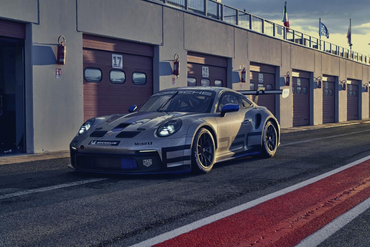 Porsche GT3 Cup (992)