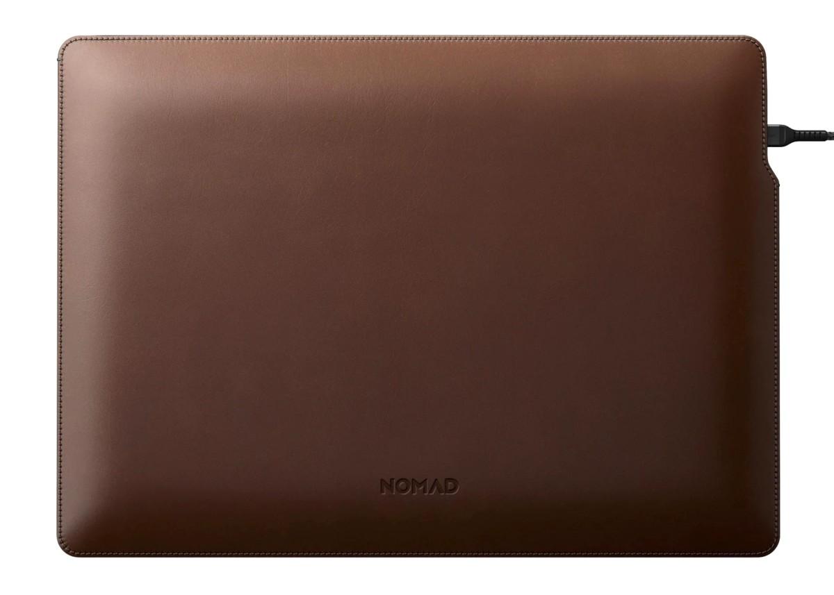 Nomad Horween Laptop Sleeve