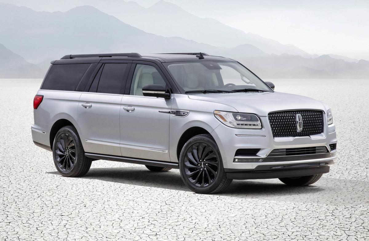 2021 Lincoln Navigator Two-Tone