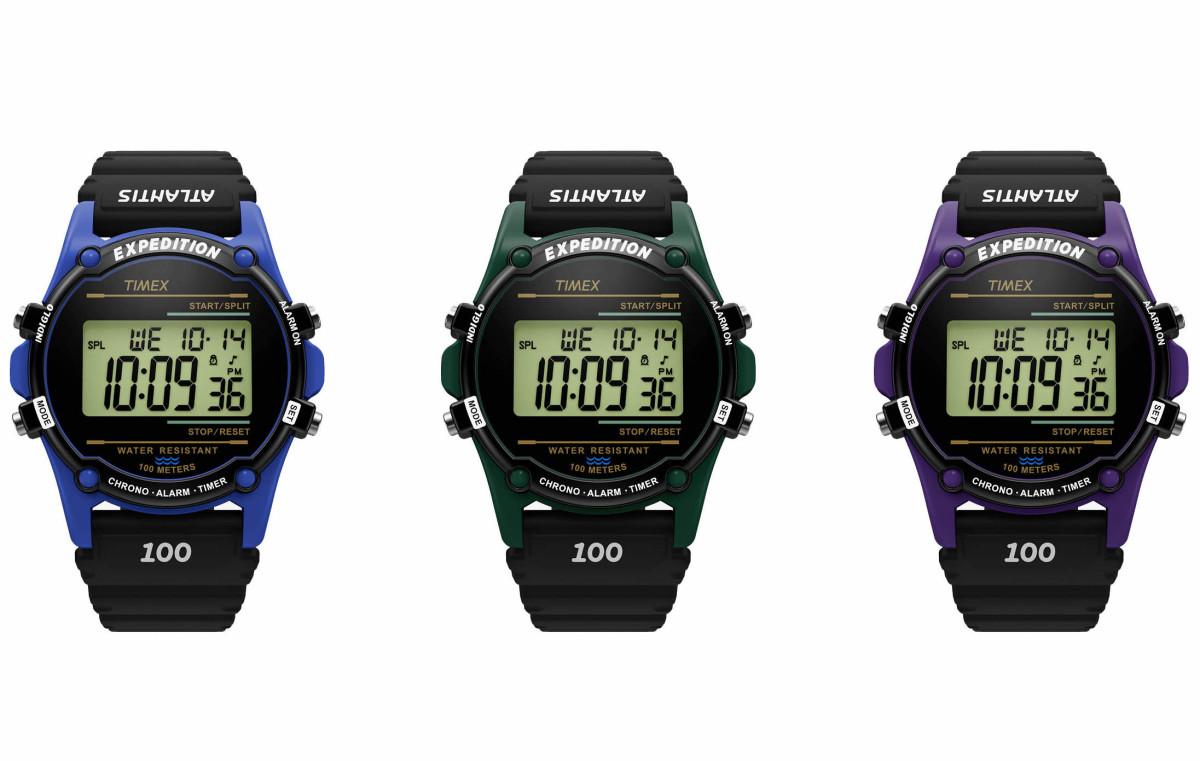 Timex Japan Nuptse