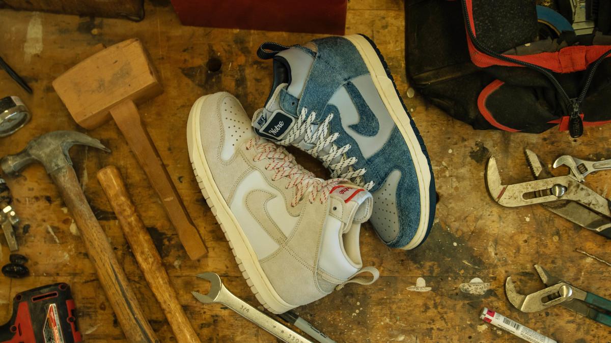Nike x Notre Dunk High