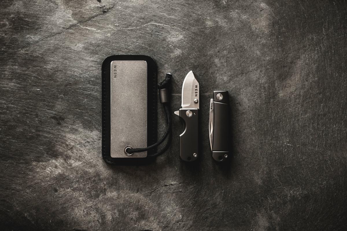WESN Pocket Sharpener