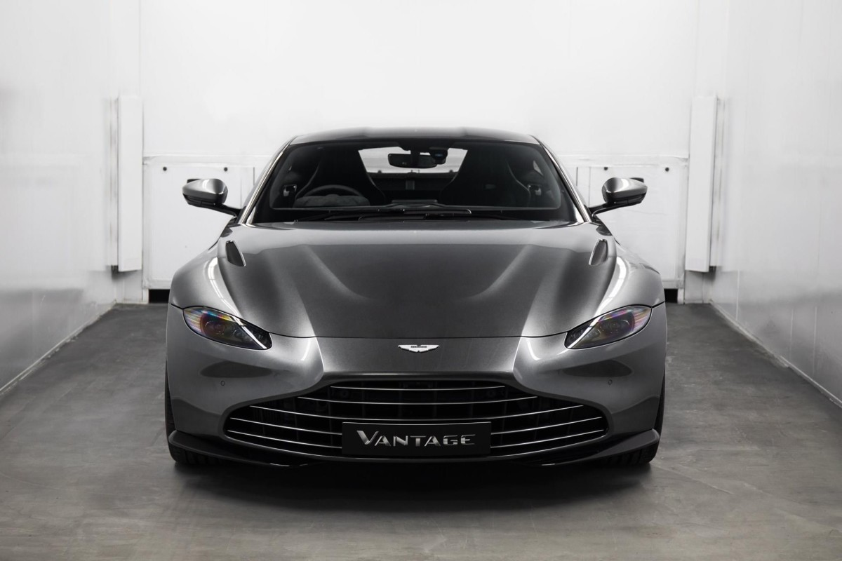 Aston Martin Vane Grille Conversions