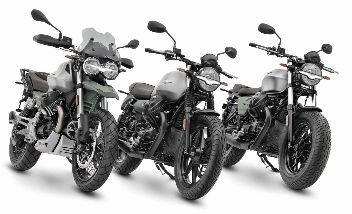 Moto Guzzi 100th Anniversary