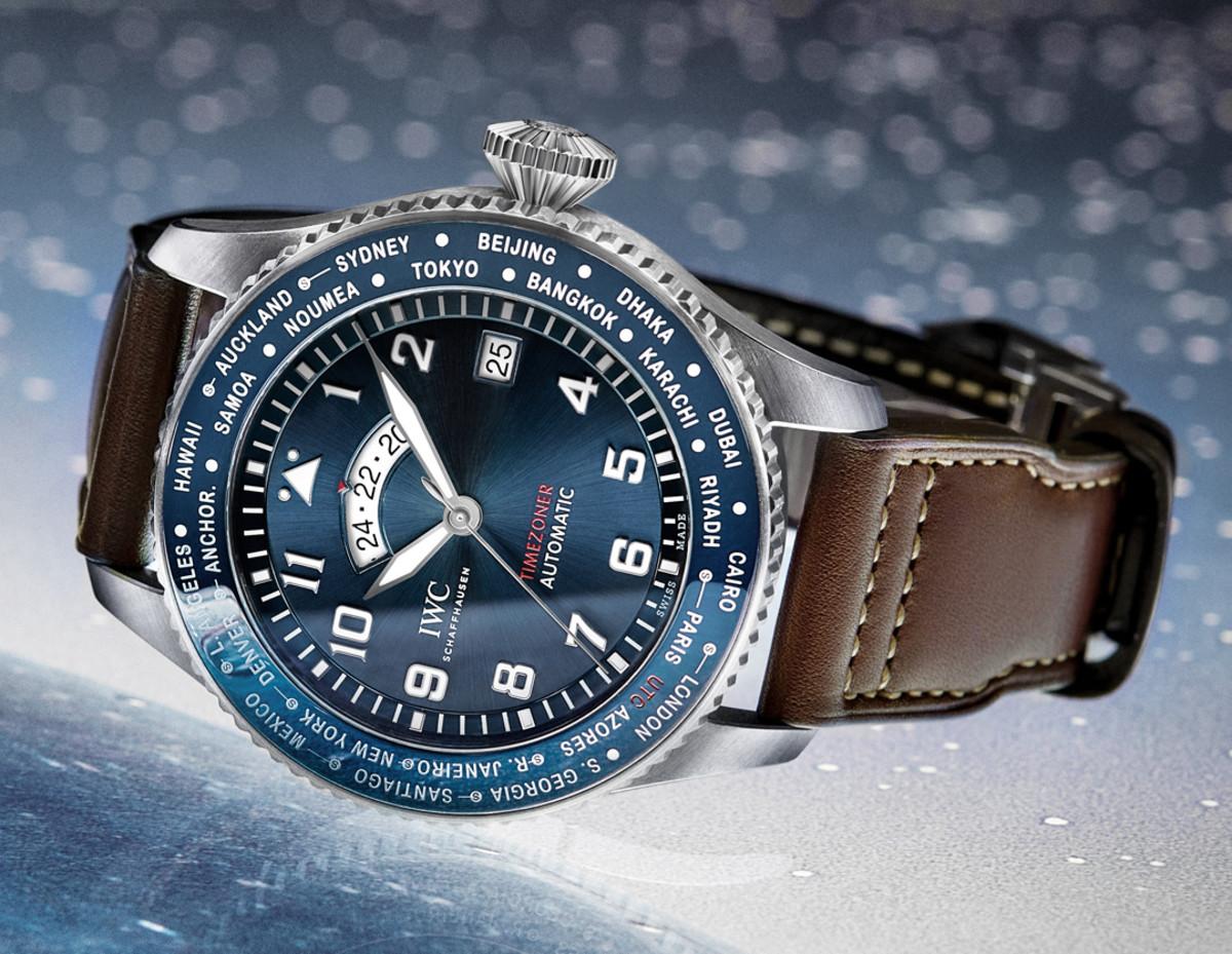 IWC Pilot's Watch Timezoner Edition Le Petit Prince