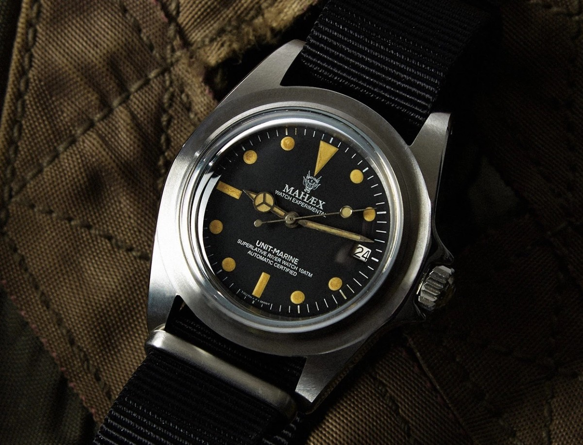 Maharishi Royal Marine 1950 Watch