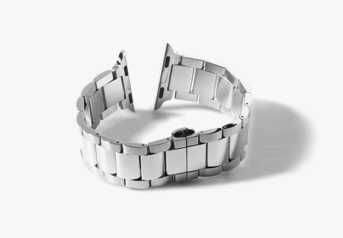 Shinola Metal Bracelet for Apple Watch