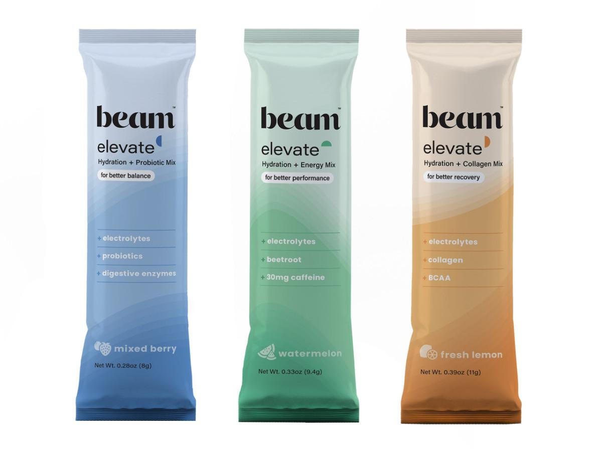 Beam Organics elevate
