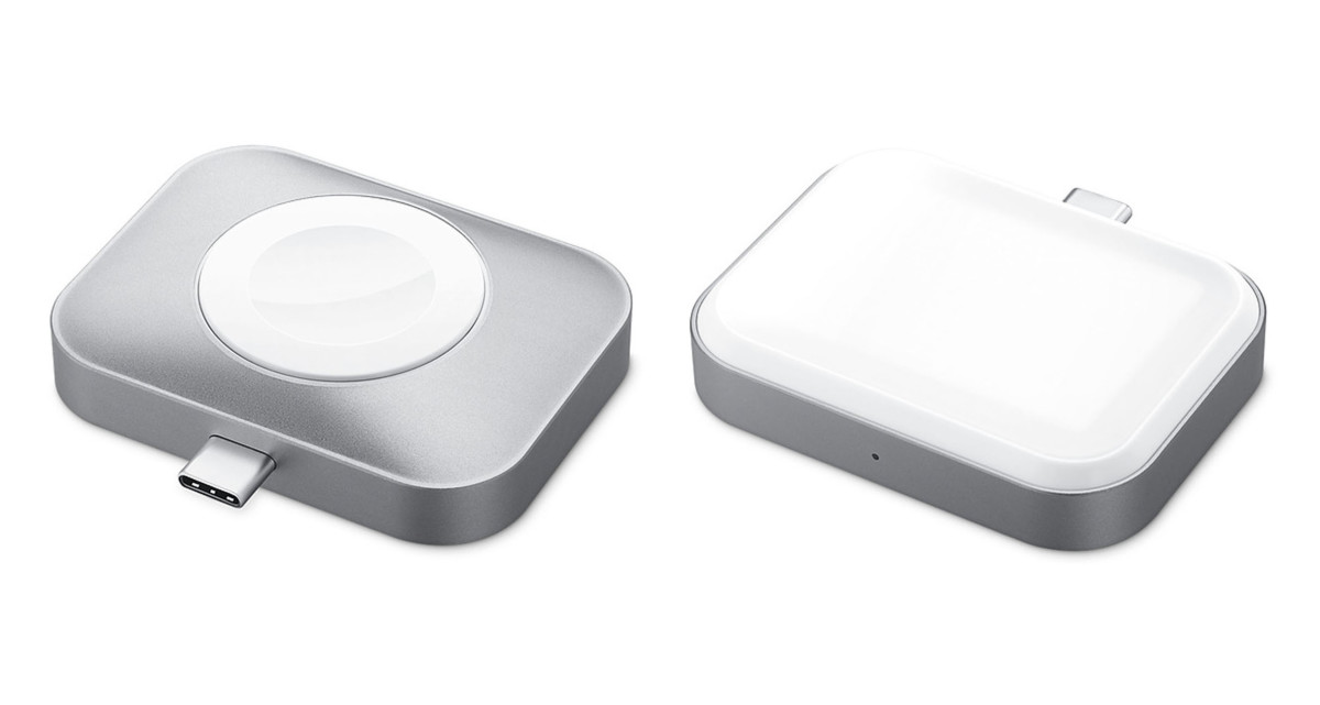 Satechi USB-C Watch and AirPods Charger