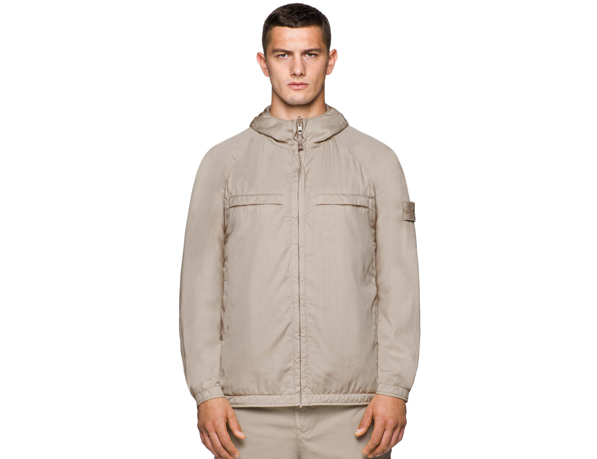 Stone Island Ghost Pieces SS21