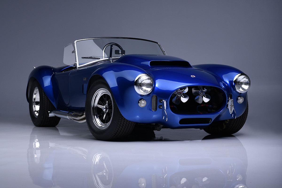 1966 Shelby Cobra 427 Super Snake