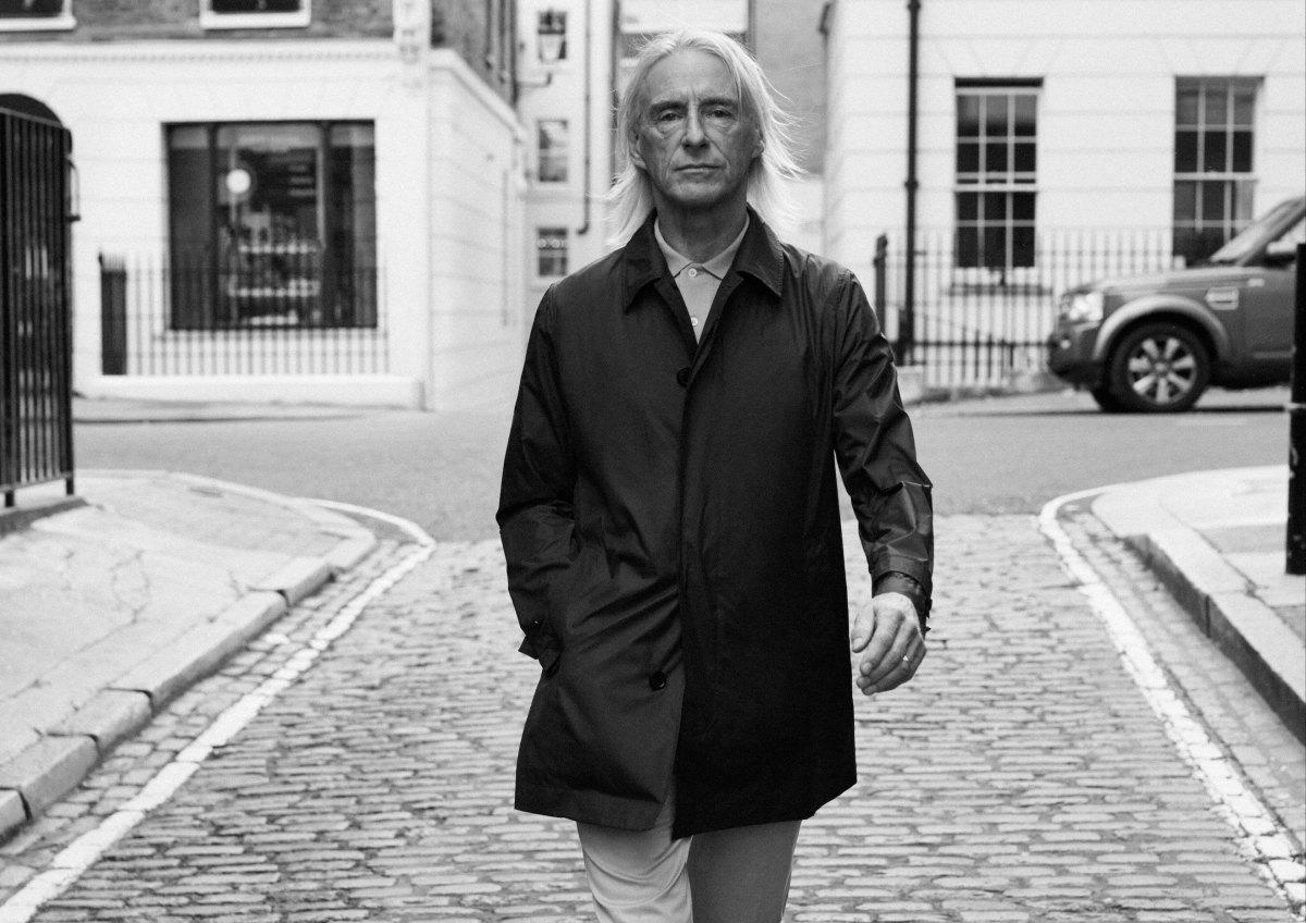 Sunspel x Paul Weller