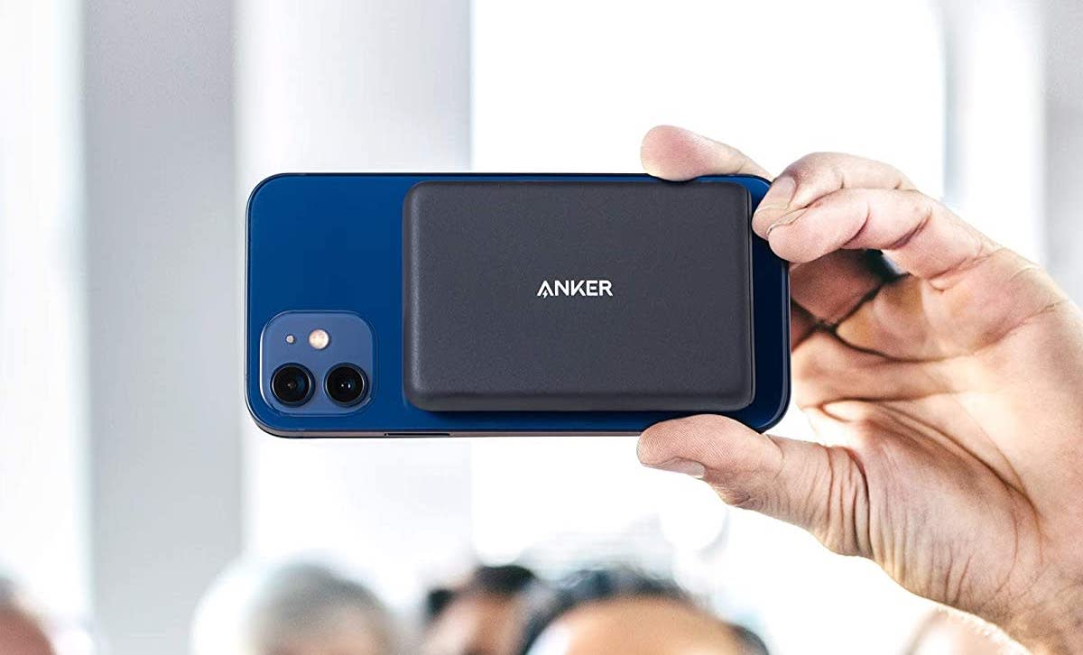 Anker announces its PowerCore Magnetic 5K battery for the iPhone 12