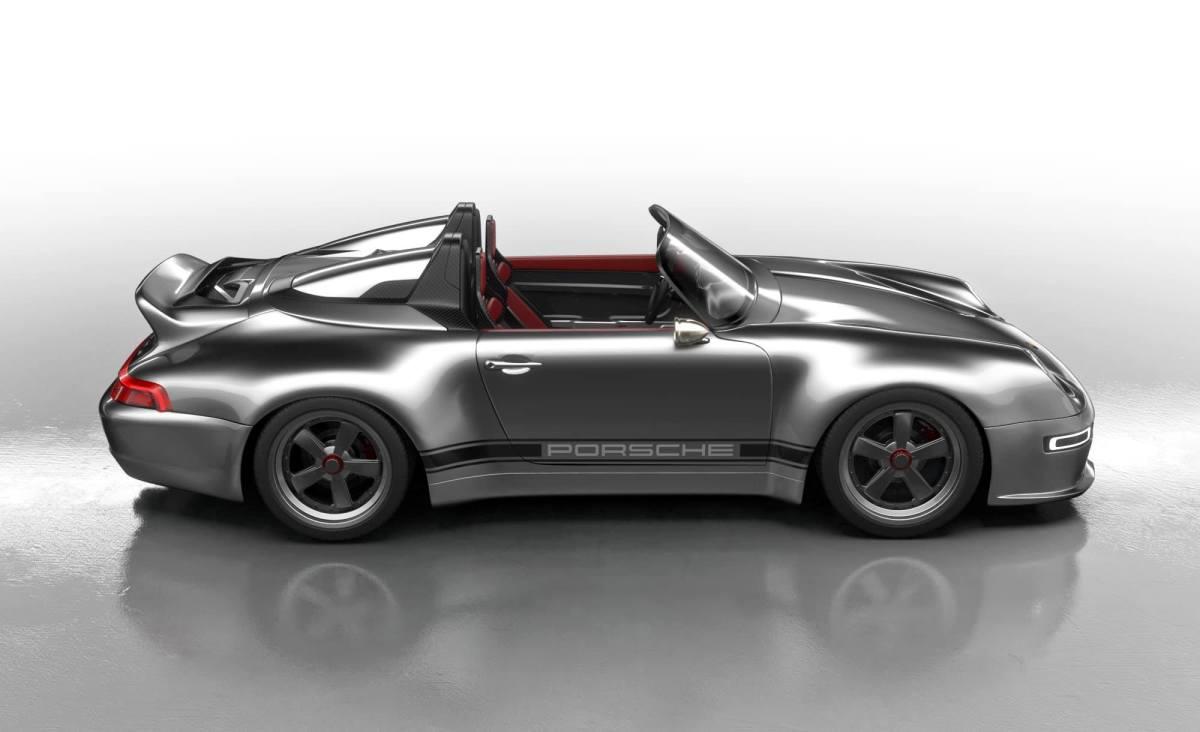Guntherwerks 993 Speedster